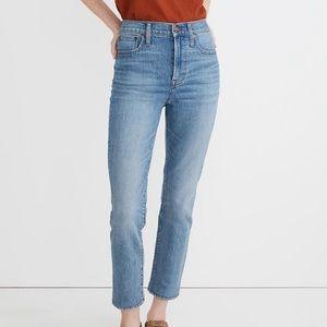 Madewell 27 The Perfect Vintage High Waist Jean